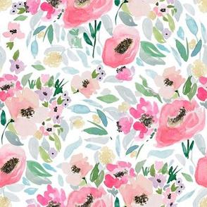 "8"" Blooming Spring Garden"
