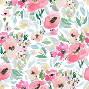 "21"" Blooming Spring Garden"