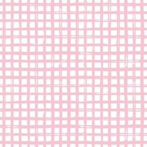 "6"" Pink Plaid"