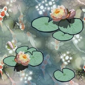 kori pond plant