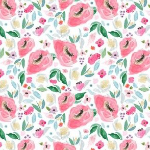"4"" Spring Roses"