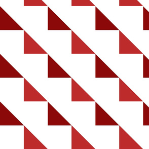 Red Triangle Gradients 2