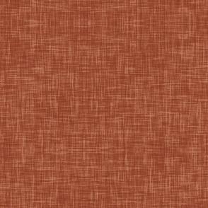 Rust Red Linen b56a4b