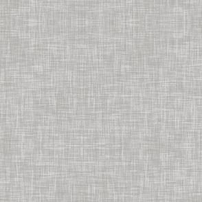Cool gray Linen