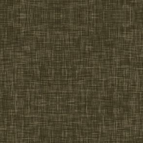 Dark khaki Linen