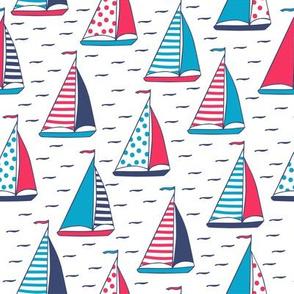 Sails_pattern_marine