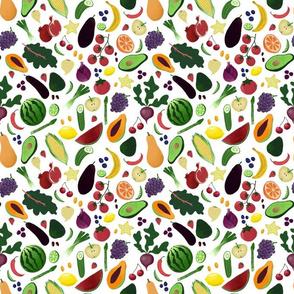 Fruits & Veggies - Small