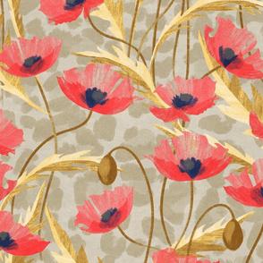 Victoria Poppies