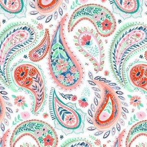 spring paisley small