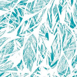 Shred Horizon on White 150