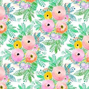 """4"""" In the Jungle Florals"""