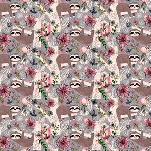 Lovable Sloths - *Mini*