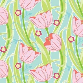 Tulip Friends -10.25 Repeat