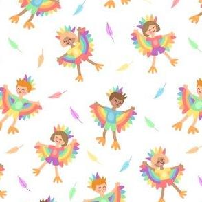 Bird Kids