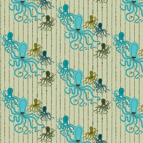 Dancin' Octopi