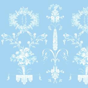 Rococo Garden neptune 2