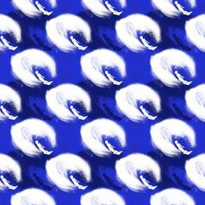 Surfer - Blue White