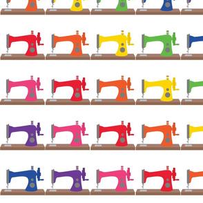 scale rainbow machines
