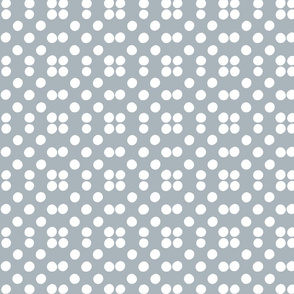Staggering Dots-gray