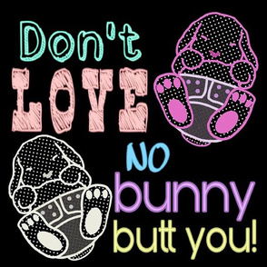 No Bunny Black