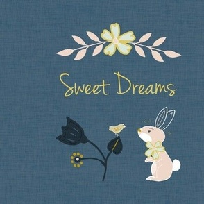 Sweet Dreams Fat Quarter
