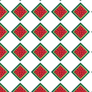 Watermelon Diamond Check 200