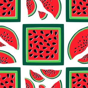 Watermelon Slice Check 400