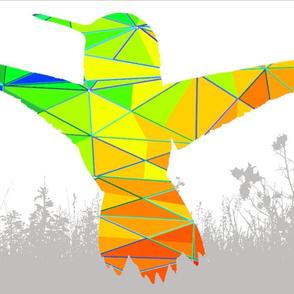 hummingbird panel