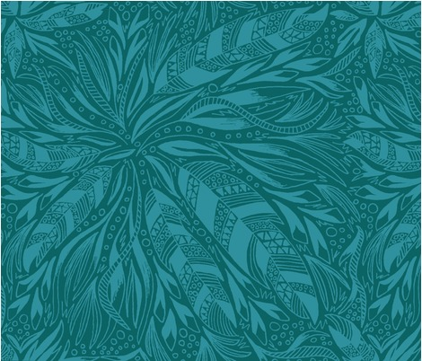 Rfeather-pattern-teal_contest245648preview