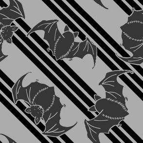 bats black and grey