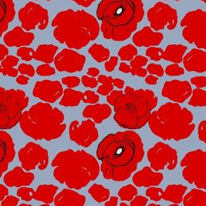 Dorothy's Poppy Field