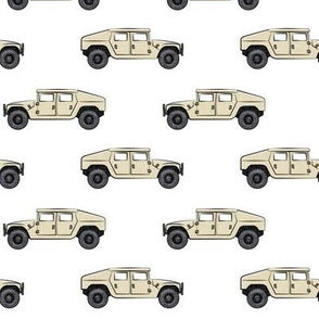 utility vehicles - military vehicles - tan - LAD19