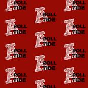 ROLL TIDE-ed