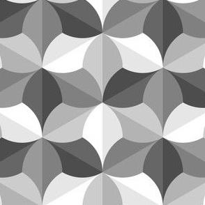 08638787 : trombarc 3x 4 : arrowhead grey