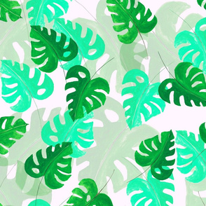 Tropical Again (Larger Scale)