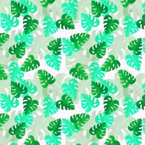 Tropical Again (Smaller Scale)