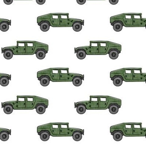 utility vehicles - military vehicles - green - LAD19