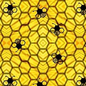 Honey Fractal - Bee Style