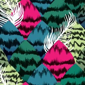 Jungle Feathers