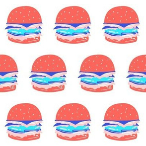 Modern burgers