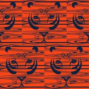 Detroit Tigers Baseball Tiger Team Colors