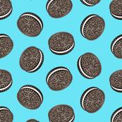Chocolate Cookies - blue - LAD19