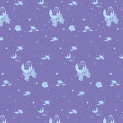 Moonlight Circus Scatter - Lavender
