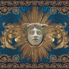 Grand Baroque Panel