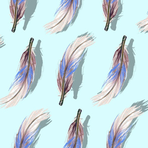 Feather me