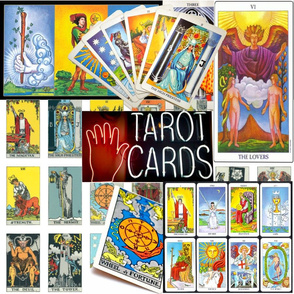 Tarot Cards Large Print