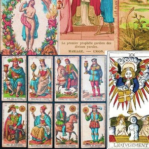 Tarot Cards, Antique and Medieval