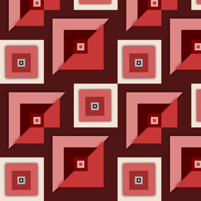 The Red Squares Unleashed