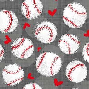 Baseball Lovers Unite! Medium Scale