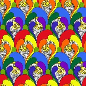 Art Nouveau Pride Palette
